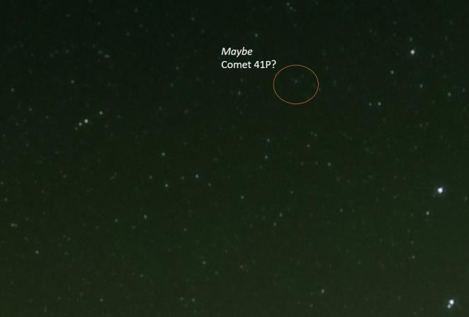 Comet 41P Attempt 2