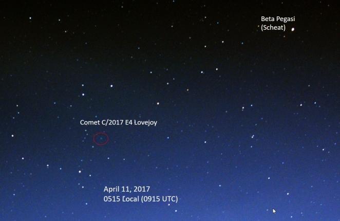 Comet Lovejoy, Labelled.jpg