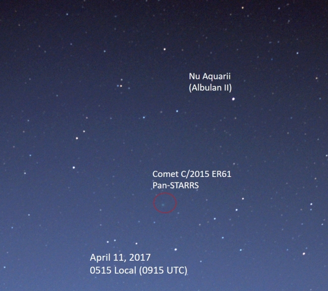 Comet Pan-STARRS, Labelled.jpg