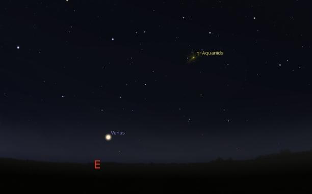 Eta-Aquarids 170506 (Stellarium)