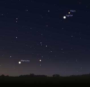 Planets Dawn 171230