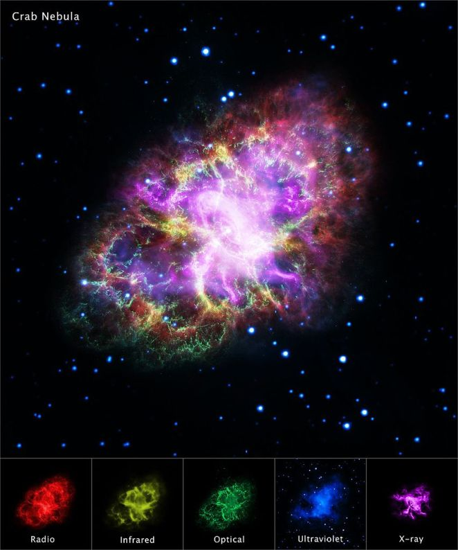 PIA21474-CrabNebula-5Observatories-Text