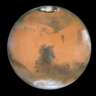 Mars (Hubble, NASA)